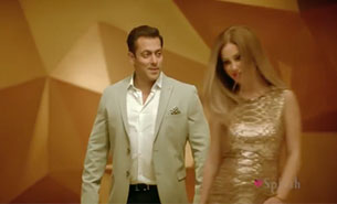 SPLASH - Salman Khan