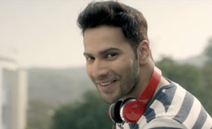 Campus Shoes - Varun Dhawan